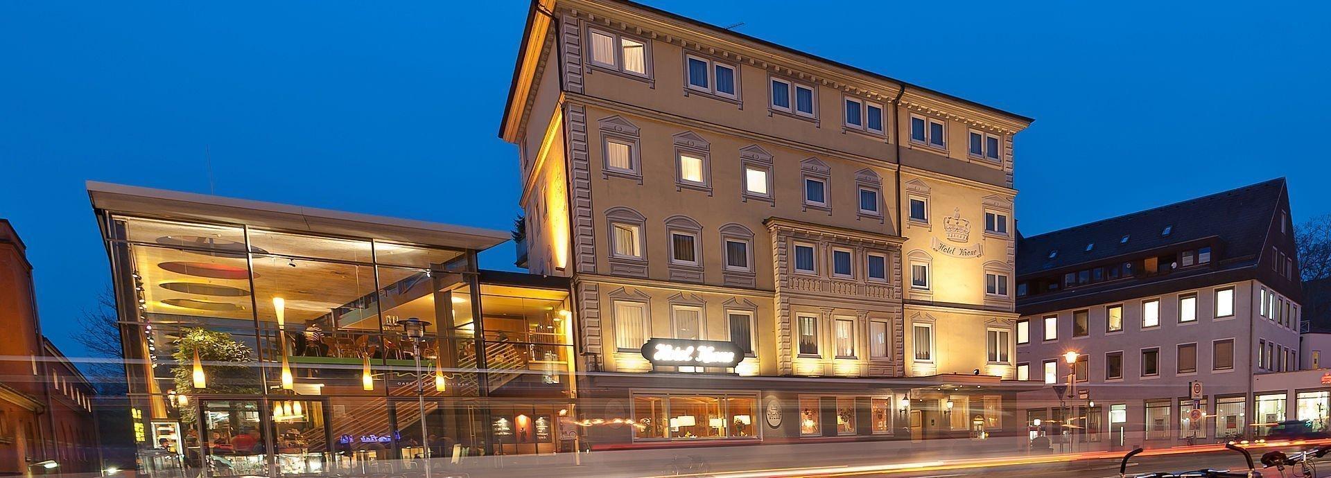 hotel krone t bingen urlaub wellness etc in der altstadt. Black Bedroom Furniture Sets. Home Design Ideas